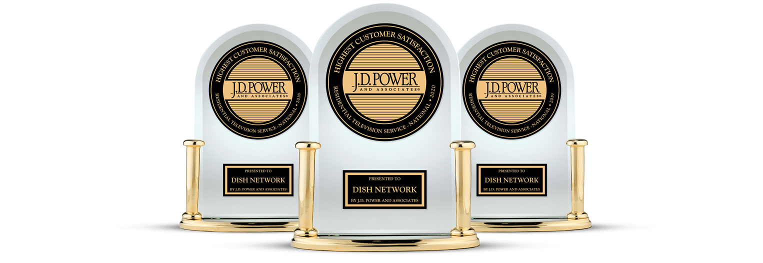 DISH Customer Satisfaction - Ranked #1 by JD Power - Johnston Communications in Villisca, Iowa - DISH Authorized Retailer