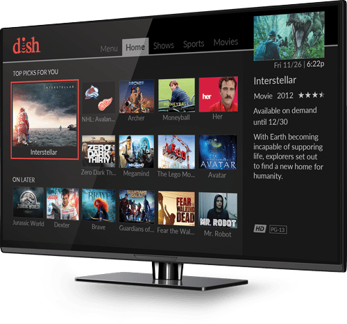 Get DISH On Demand Movies from Johnston Communications in Villisca, Iowa - DISH Authorized Retailer